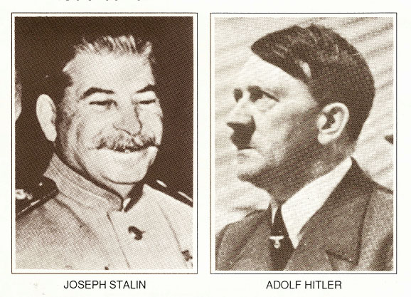 a discussion of the policies of adolf hitler and joseph stalin Essentially, stalin was the front man for the jews - while adolf hitler was the enemy of the jews uncle joe stalin was whitewashed for the same reason stalin was condemned stalin's crimes were committed on behalf of the jews hitler's crimes were committed against the jews.