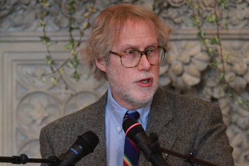Hyper-ethnocentric Jewish writer Dan Cohn-Sherbok